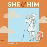 NEW She & Him - Volume Two (Audio CD)