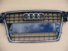 Audi A4 B8 original S-line grille Grill black brand new  (2008-2011)