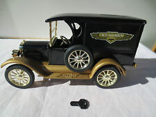 COIN BANK 1924 DIE CAST CHEVROLET, Ace Hardware 70th Anniversary, w Key, In Box