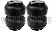 "Air Lift Dominator D2500 Two Air Bags Single Port 1/2""npt Air Springs Suspension"