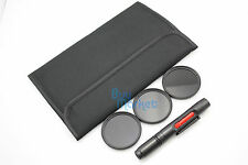 52mm IR720nm + IR850nm + IR950nm IR Infrared filter set for DSLR + FREE LENS PEN