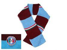 WEST HAM sciarpa MAGLIA INGLESE scarf Di Canio MARTELLI D'ITALIA Hammers Bufanda