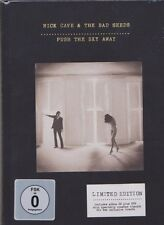 NICK CAVE & THE BAD SEEDS Push The Sky Away Limited Book CD + DVD 2013 NEW RARE