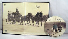 HORSE DRIVING INSTRUCTIONS HARNESS CART CARRIAGE PONY TEAM COACH VTG LIGHT BELLS