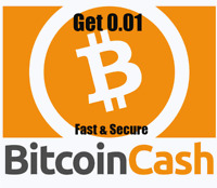 Bitcoin-Cash(0.01 BCH) Mining Contract Get 0.01 BCH Guaranteed Crypto Currency