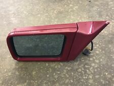 Mercedes Benz R129 Power Side Mirror Assembly, Driver Left