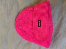 Palace Mellow One Beanie Neon Pink SOLD OUT