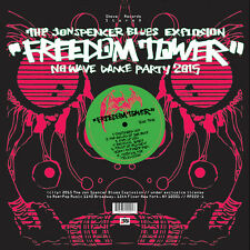 JON SPENCER BLUES EXPLOSION FREEDOM TOWER NO WAVEDANCE PARTY 2015 VINILE LP