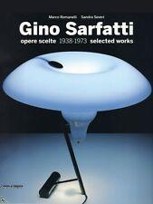 Gino Sarfatti 1938-1973, livre de Romanelli & Severi