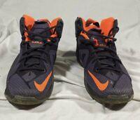 HTF Color Nike Lebron XII Instinct GS Boy Sz 6.5Y  Womens Sz 8 Basketball Shoes