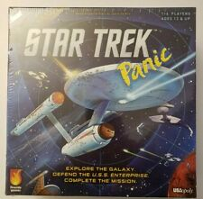Star Trek Panic Board Game by USAOPOLY NEW!