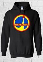 Interkosmos CCCP Soviet Space Men Women Unisex Top Sweatshirt Hoodie 2287