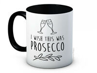 Did I Pour Prosecco Instead of Coffee AGAIN! OOPS Mug and Coaster by Inky ...
