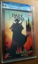 The Dark Tower de la torre oscura #1 cgc 9.8 Stephen King us Marvel Comic Mint nuevo