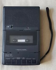 More details for realistic voice actuated cassette tape recorder model ctr-67 tested & working