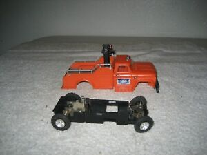 1967 Ideal Motorific Action Highway Tow truck body only