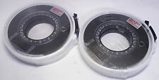 4 Nastri 2 confezioni Memorex MRX IV 6250 BPI SuperReel Tape VAX DEC IBM Vintage
