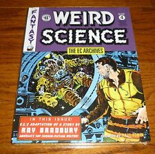 Ec Archives Weird Science Volume 4, Sealed, Dark Horse Comics hardcover book