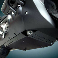 Black Engine Plate / Belly Pan - Goldwing GL1800 inc F6B and Valkyrie (52-817BK)
