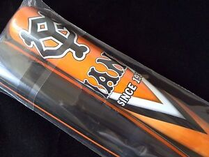 Tokyo Yomiuri Giants cheering goods miniature bat Orange black 2015 New