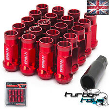 Epman 50 mm FORGE STEEL wheel lug nuts M12x1.25 Fit SUBARU NISSAN SUZUKI PEUGEOT