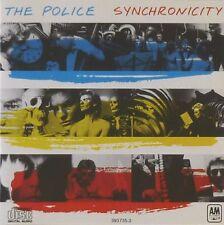 CD-THE POLICE-Synchronicity-a389