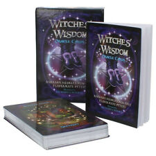 NEMESIS NOW GOTHIC FANTASY WITCHES WICCA WISDON ORACLE CARDS DECK WITH BOOKLET
