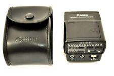 Canon Speed lite ST-E2 Shoe Mount Flash for  Canon