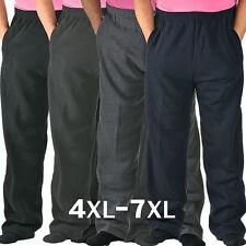 HERREN Sporthose große Größen Winterhose Übergröße Freizeithose WARM 4XL bis 7XL