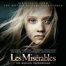 Les Miserables: Motion Picture Soundtrack - Various Artists - DISC ONLY - CD