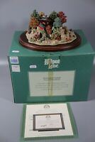 Lilliput Lane Large Figurine - RARE - Reflections Of Jade ltd Ed