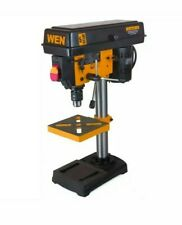 Wen 8 in. Drill Press 5-Speed 4208 power shop tool metal steel wood craft hobby