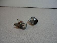 HEATHKIT SB-104/A  2 PIN MIC JACK AND KEY JACK