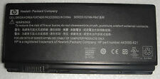 Batterie D'ORIGINE HP HDX9000 HSTNN-FB47 443050-621 GENUINE ORIGINAL Battery