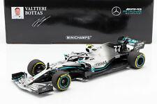 Mercedes AMG Petronas Motorsport W10 Valteri Bottas #77 2019