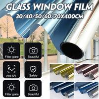 Spiegelfolie Fensterfolie Fenster Glas Sonnenschutz Sichtschutz  Y
