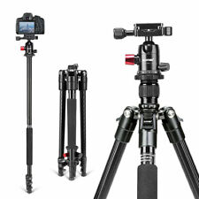 ZOMEI M6 Camera Tripod Monopod Heavy Duty Aluminium&Ball Head for Canon Nikon