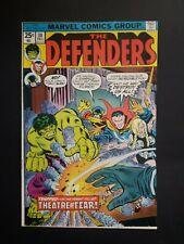 The Defenders #30 (1976) FN/VF