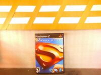 Superman Returns: The Video Game (Sony PlayStation 2, 2006)