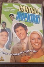 RANDALL AND HOPKIRK DECEASED DVD RETRO 4 EPISODES