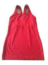 New listing ZaaZee Crossback Extreme Red Gym Vest Size Medium