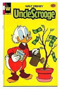 Walt Disney's Uncle Scrooge #208 (Whitman) NM9.1