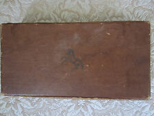 Vintage Post War Colt Woodsman Match Target Model Gun Box Parts