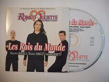 ROMEO & JULIETTE : DE LA HAINE A L'AMOUR ♦ CD SINGLE PORT GRATUIT ♦