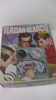 Vintage Electronic Radar Search Game #2114-7 Strategy Game 1969 From Ideal gm246