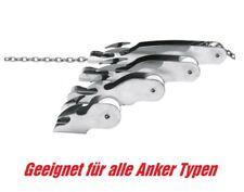 Ankerrolle bis 15kg Anker Bugrolle Anker Bugspriet Bug Stopper Boot Edelstahl