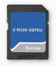 Zenec Z-n326-sdfeu - Z-n326 16 Go Micro SD Carte avec Eu-karte 47 Pays