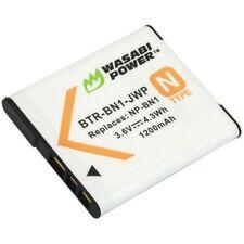 Wasabi Power Battery for Sony NP-BN1,DSC-W510,W515PS,W520,W530,W550,W580,WX5,WX7