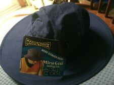New listing Mira Cool 963-Rfb4 Cooling Hat Blue Large New OccuNomix
