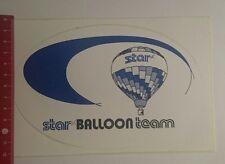 Aufkleber/Sticker: Star Balloon Team (07121611)